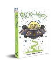 Titan Comics: Rick & Morty Slipcase Vol 1-3
