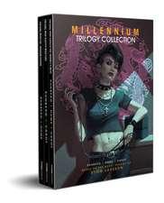 Millennium: Trilogy Boxed Set