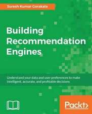 Building Recommendation Engines