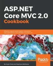 ASP.NET Core MVC 2.0 Cookbook