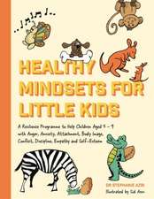 Healthy Mindsets for Little Kids