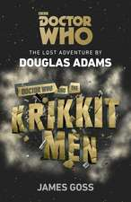 Doctor Who and the Krikkitmen