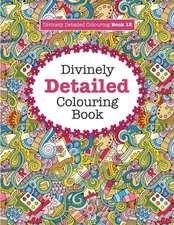 Divinely Detailed Colouring Book 12