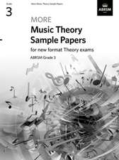 More Music Theory Sample Papers, ABRSM Grade 3