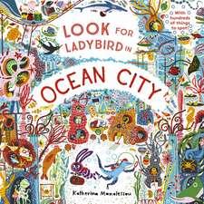 Look for Ladybird in Ocean City