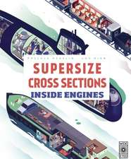 Hedelin, P: Supersize Cross Sections: Inside Engines
