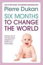 Six Months to Change the World