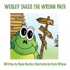 Wesley Takes the Wrong Path