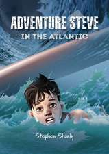 Adventure Steve in the Atlantic