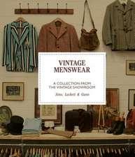 Vintage Menswear