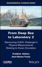 From Deep Sea to Laboratory 2: Discovering H.M.S. Challenger′s Physical Measurements Relating to Ocean Circulation