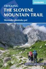 The Slovene Mountain Trail