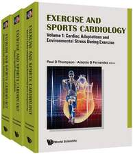 Sports Cardiology (in 3 Volumes)