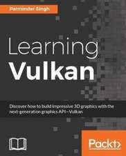 Learning Vulkan
