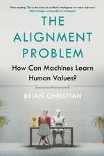 Christian, B: The Alignment Problem