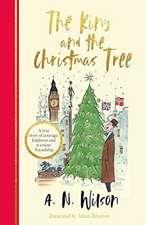 King and the Christmas Tree