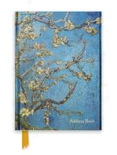 Van Gogh: Almond Blossom (Address Book)