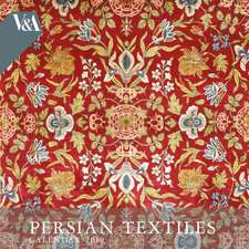 V&A - Persian Textiles Wall Calendar 2019 (Art Calendar)