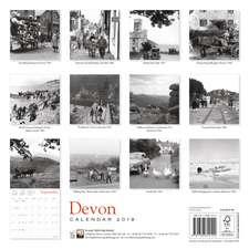 Devon Heritage Wall Calendar 2019 (Art Calendar)