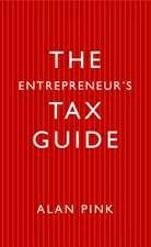 Entrepreneur's Tax Guide
