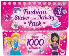 My Fab Fashion Sticker Activity Pack
