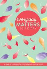 Every Day Matters 2019 Desk Diary