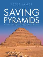 Saving the Pyramids: Twenty First Century Engineering and Egypt's Ancient Monuments