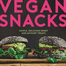 Clarke, E: Vegan Snacks