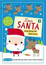 Stationery File Dear Santa