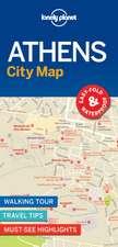 Athens City Map