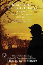 The MX Book of New Sherlock Holmes Stories Part XXI