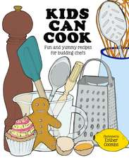 Coombs, E: Kids Can Cook