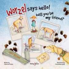 Worzel Says Hello!