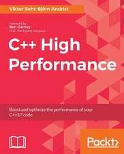 C++17 High Performance