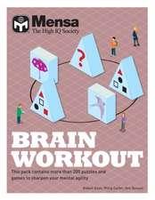 Mensa Brain Workout Pack