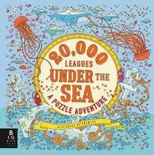 Artymowska, A: 20,000 Leagues Under the Sea: A Puzzle Advent