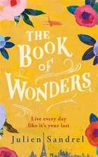 Sandrel, J: The Book of Wonders