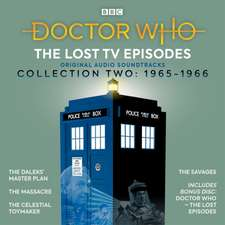 Nation, T: Doctor Who: The Lost TV Episodes Collection Two