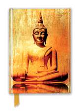Golden Buddha (Foiled Journal)