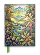 Walter Spies: Balinese Landscape (Foiled Journal)