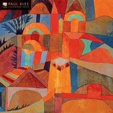 Paul Klee Wall Calendar 2020 (Art Calendar)