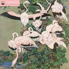 Flamingoes Wall Calendar 2020 (Art Calendar)