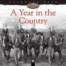 A Year in the Country Wall Calendar 2020 (Art calendar)