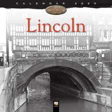 Lincoln Heritage Wall Calendar 2020 (Art Calendar)