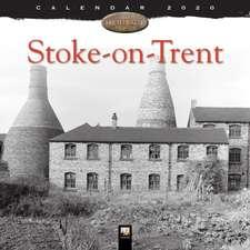 Stoke-On-Trent Heritage Wall Calendar 2020 (Art Calendar)