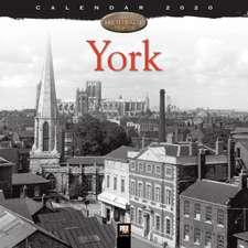 York Heritage Wall Calendar 2020 (Art Calendar)