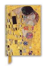 Gustav Klimt: The Kiss (Foiled Blank Journal)