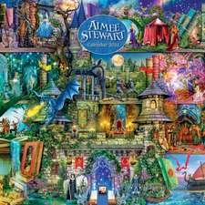 Aimee Stewart Wall Calendar 2021 (Art Calendar)