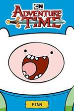 North, R: Adventure Time: Finn