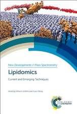 Lipidomics: Current and Emerging Techniques